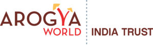 ArogyaWorld_IndiaTrustlogo