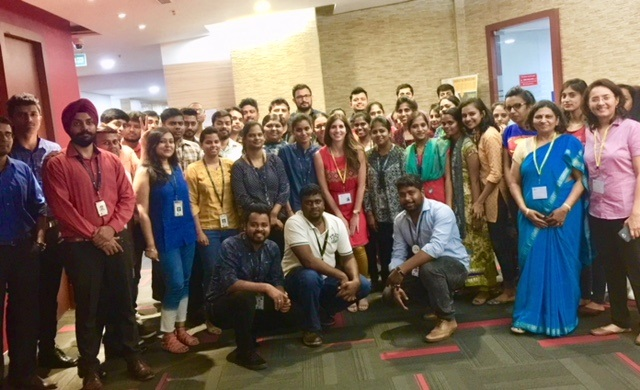 MyThali Event at Cognizant Group Photo